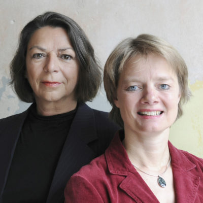 Barbara Zuber und Renate Franke – school of facilitating